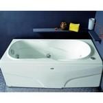 APPOLLO Гидромассажная акриловая ванна, 150*70 см