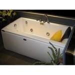 APPOLLO Гидромассажная акриловая ванна, 170*75 см