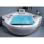 APPOLLO Акриловая ванна с гидро аэромассажем 182x182x65 см